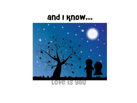 Love is You  Ten 2 Five Lyrics