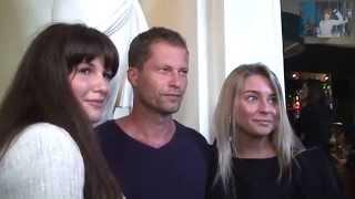 Тиль Швайгер — немецкий актёр и  Лара ШУМ!