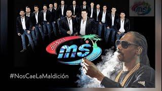 """Banda MS/Snoop Dogg - """"Que Maldición"""" (Video/Remix) *subtitulada*"""