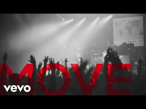 Audio Adrenaline - Move (Lyric Video)