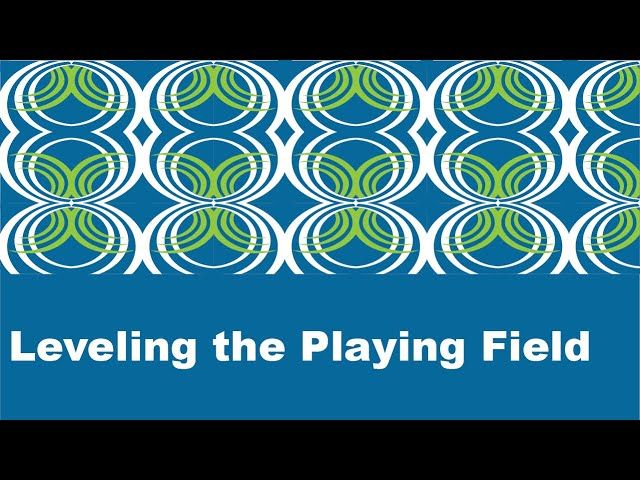 WEBINAR: Leveling the Playing Field: Understanding the Mental Health Parity and Addiction Equity Act