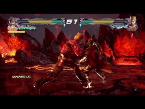 Tekken 7 - Fujin Lars!