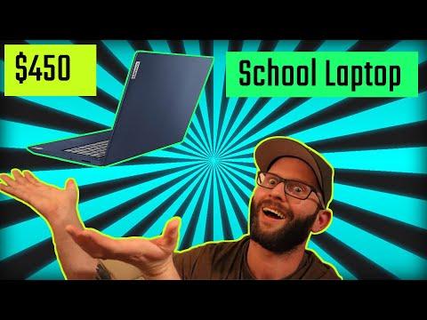 This $450 Dollar Laptop Rocks! - Ryzen 5 3500u - Lenovo Ideapad 3 Review