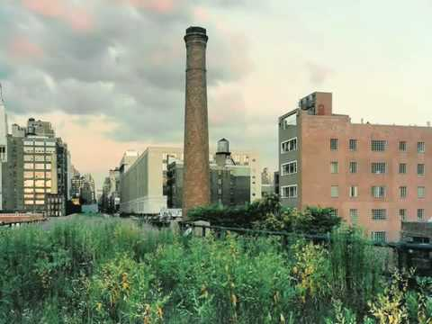 High Line History, Narrated by Ethan Hawke