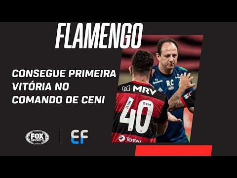FLAMENGO VENCE O CORITIBA E É LÍDER DO BRASILEIRÃO! Expediente Futebol comenta a vitória do Mengão