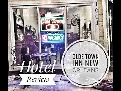 Olde Town Inn FRENCH QUARTER NEW ORLEANS Hotel Review