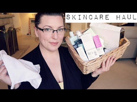 Skincare Haul - Oily/Blemish Prone Skin | Down to Earth Beauty | Fun | WavyKate
