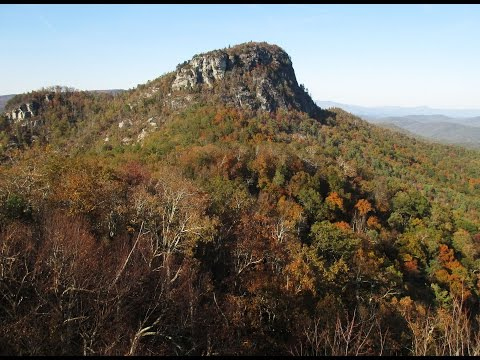 Exploring Linville Gorge, Pisgah NF in the Fall - 6 hikes in 1!