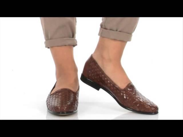 Trotters Womens Liz Ballet Flat