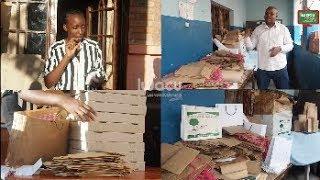 Gros plan: Ecologie,des emballages biodégradables pour préserver l'environnement au Burundi