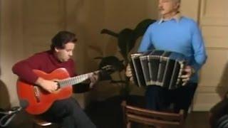 Astor Piazzolla a dúo con Cacho Tirao