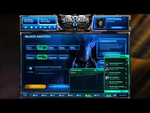 Starcraft 2 - CombatEX Grudge Match Interview continued