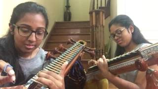 Neruppu Da- Kabali (Veena Cover)