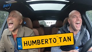Humberto Tan - Bij Andy in de auto! (English subtitles)