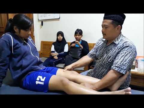 Cedera Ligamen ACL atlet futsal