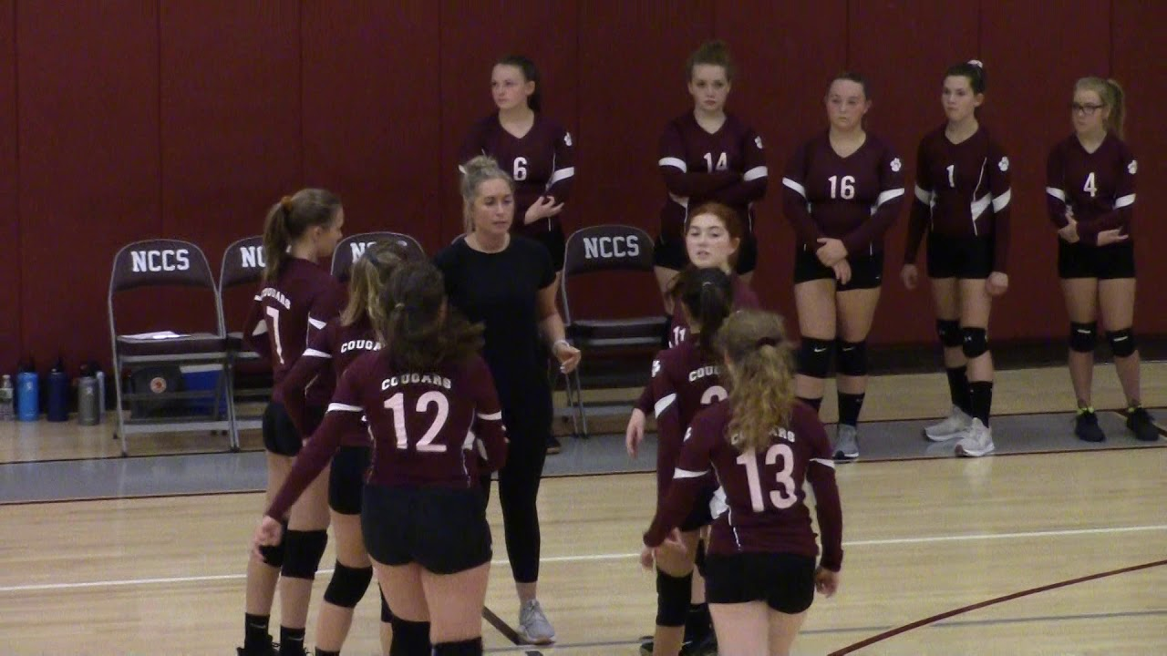 NCCS - Beekmantown JV Volleyball 9-10-19