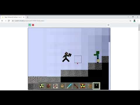 Paper Minecraft Hacked