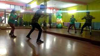 Zumba fitness |on Bollywood song| (Hulara).