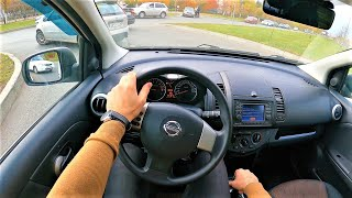 2011 Nissan NOTE 1.6 - POV Test Drive