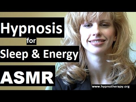 #ASMR #hypnosis for sleep with Beth for Energy and motivation Full session - #NLP