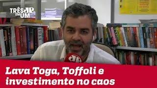 #CarlosAndreazza: Lava Toga e inquérito de Toffoli são investimentos no caos