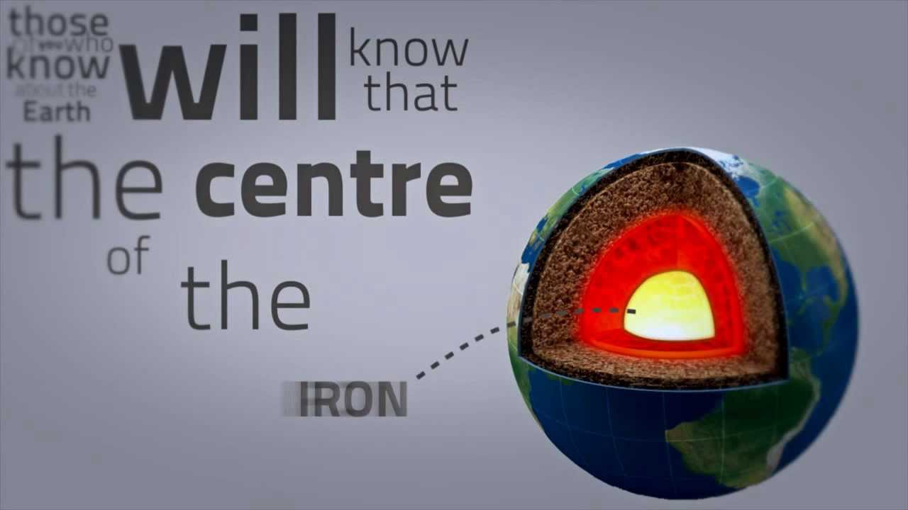 Miracle In The Quran Center Of Earth Made Iron What Does Says Hd You