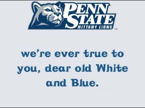 "Penn State's ""Fight on State"""