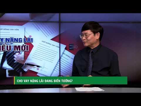 Biến Tướng Cho Vay Nặng Lãi   VTC14