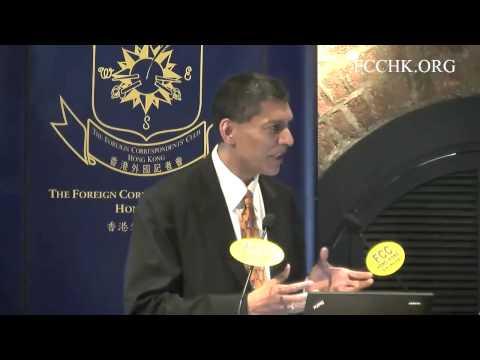 2014.03.31 - Eswar Prasad (Topic: Will the Renminbi Rival the Dollar?)