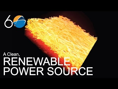 Science in 60 - A Clean, Renewable Power Source