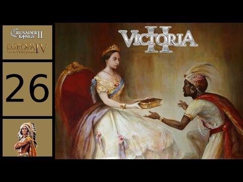 Victoria 2 - Byzantium Grand Campaign #26 - Post War Tax Relief