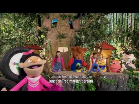 Junction Tree Theme Song (English-Malay)