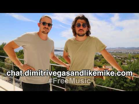 Chat With Dimitri Vegas & Like Mike !