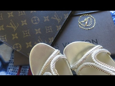SHOPPING HAUL | Louis Vuitton, Stuart Weitzman, and More!