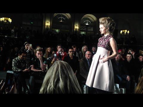 TEN chats to Paul Costelloe at London Fashion Week
