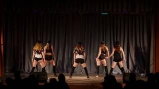 Шоу Twerk - Dance Studio 25.5