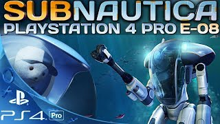 Subnautica PS4 Pro Deutsch Arme für Krebsanzug Playstation 4 German Deutsch Gameplay #8