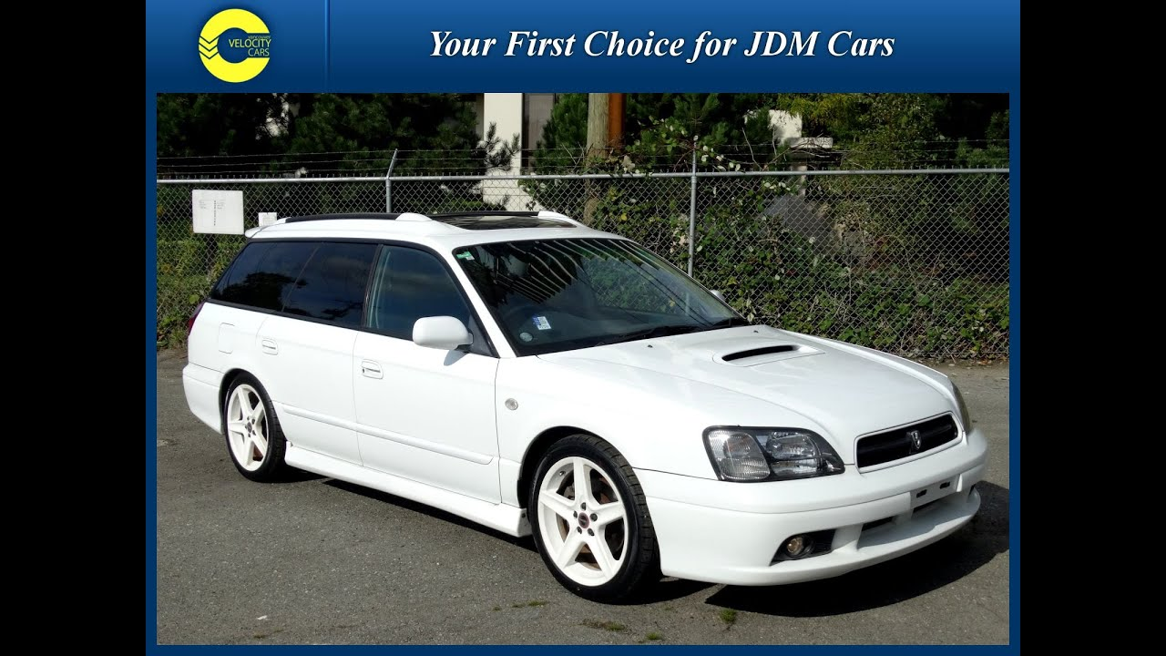 1999 Subaru Legacy Wagon Gt Awd Twin Turbo For Sale In