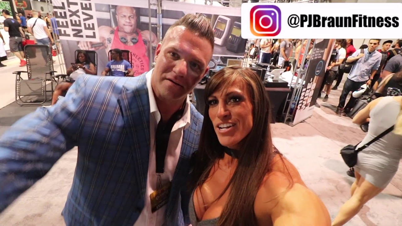 Olympia 2019 with Kristen Graham (Day 1)