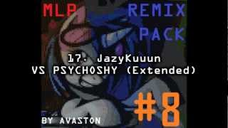 MLP Remix Pack #8 Special: 8-bit Pack by AvastON