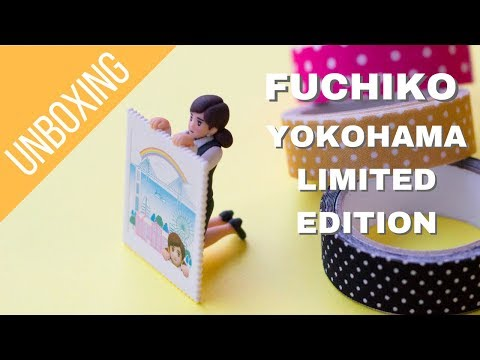 Post Office Fuchiko (郵便局のフチ子) - Yokohama Limited Edition UNBOXING!