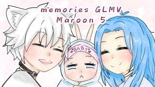 Gambar cover Memories GLMV | Maroon 5 | Gacha Life //Live2D Cubism