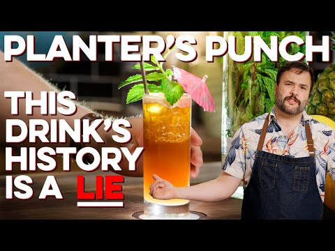Planter's Punch | How to Drink