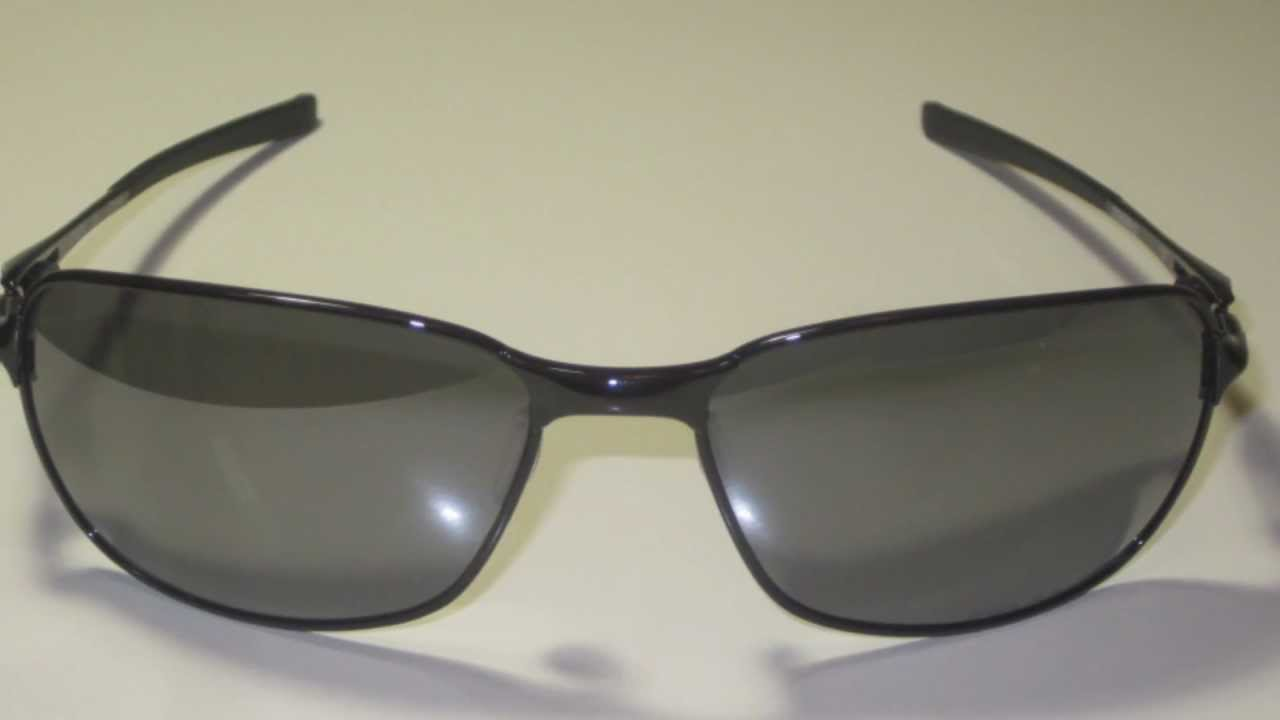 65af7d2e62 Oakley C-Wire Polarized Sunglasses - YouTube