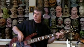 Man in the Box Bass Cover