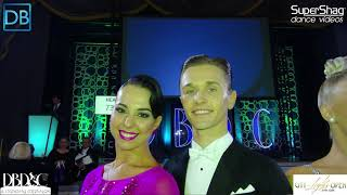 Part 3! Approach the Bar with DanceBeat! DBDC 2018! Amateur Standard! Oleksandr and Olena