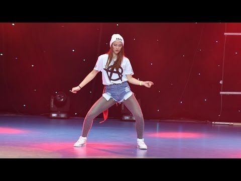 J.P - 2nd Place Hip Hop Solo Senior / Dance Fest Novi Sad 20