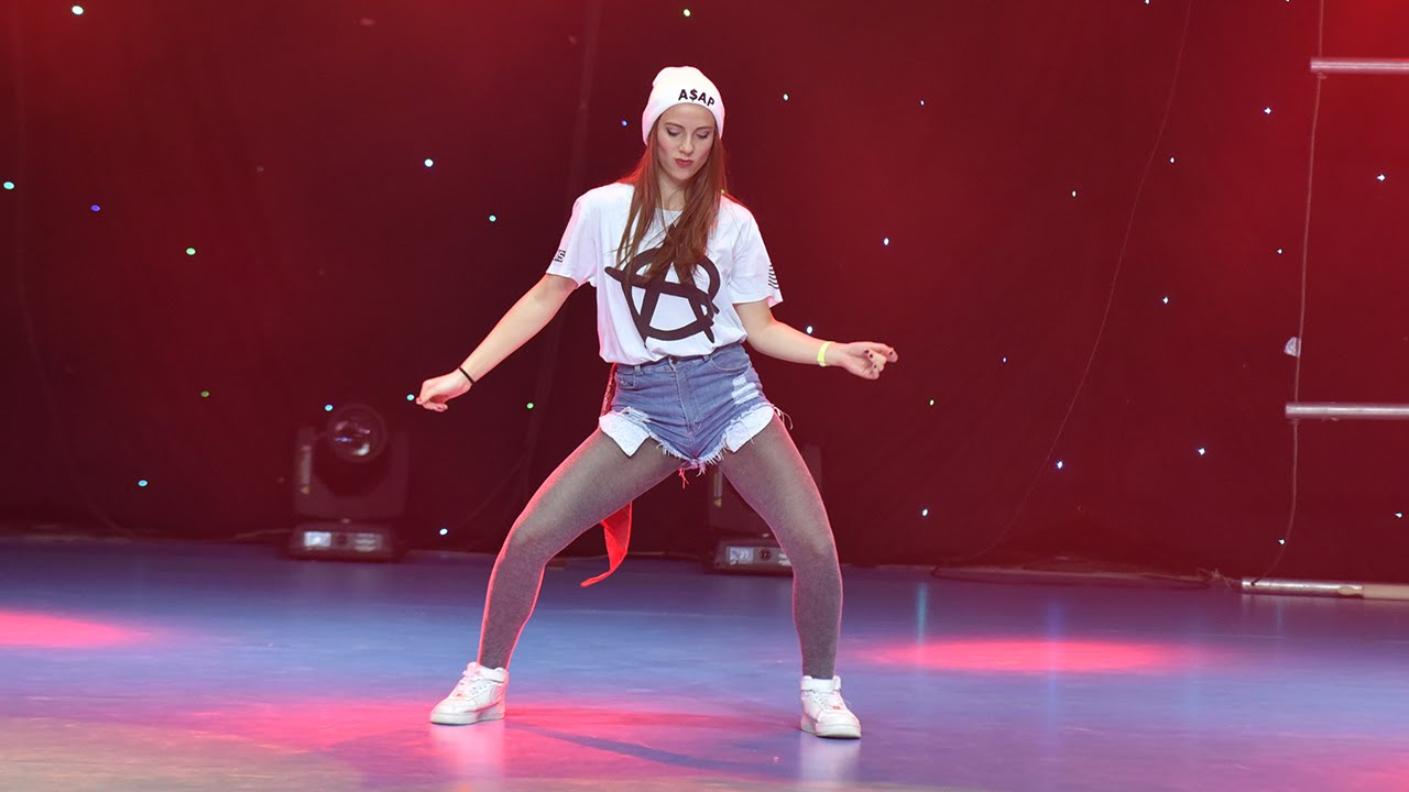 J.P - 2nd Place Hip Hop Solo Senior / Dance Fest Novi Sad 2014 / AQUA