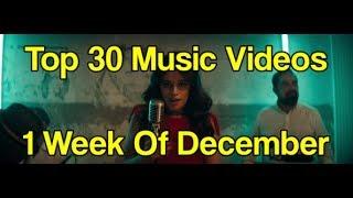 Top 30 Songs Of The Week - December 9, 2017