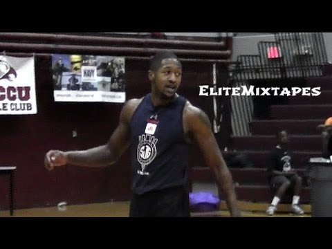 Will Bunton Finishes Behind the Back Alley-Oop!! NC Pro-Am Top Plays